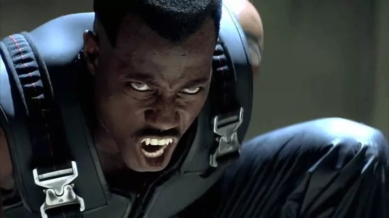 'Blade' (1998): A Superhero Movie With Bite
