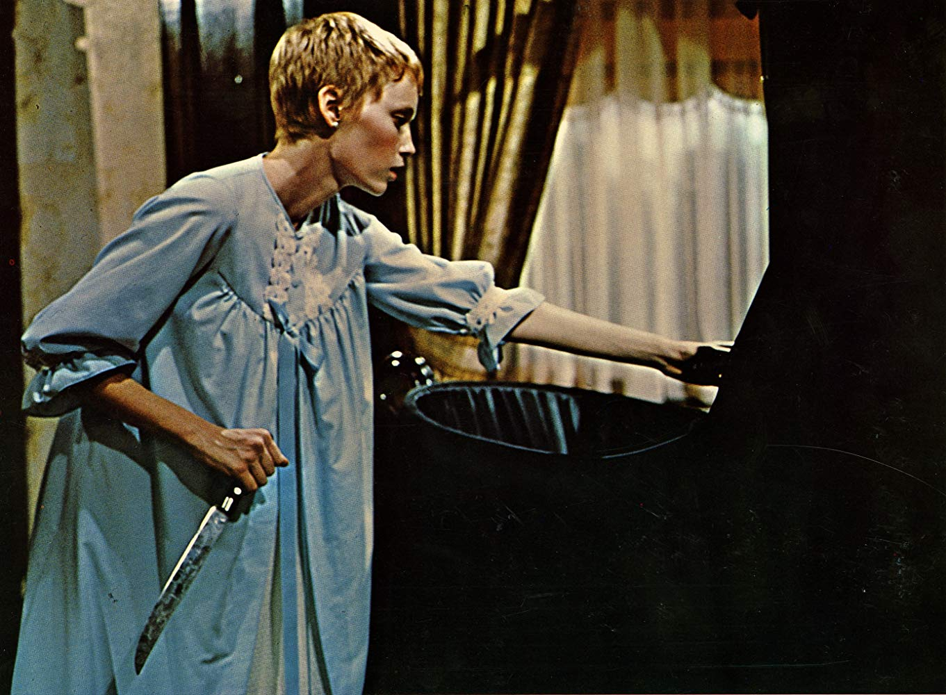 Stuck with Satan: Ira Levin, Rosemary's Baby and the Horror of Abuse