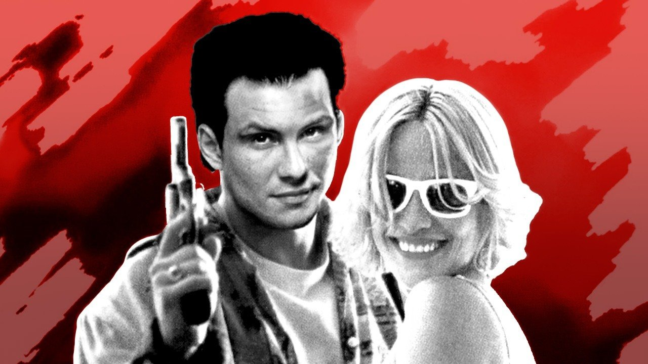 TRUE ROMANCE: A SEXY, ULTRA-VIOLENT LOVE STORY COOL ENOUGH FOR A MALE AUDIENCE