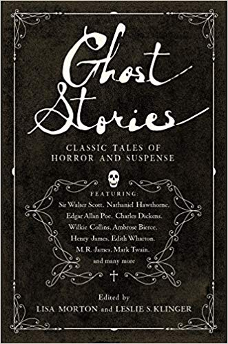 Ghost Stories: Classic Tales of Horror and Suspense (Book Review)