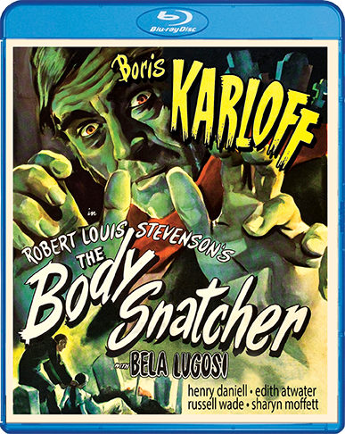 Classic Horror on Disc: 'The Body Snatcher' (1945) — Scream Factory