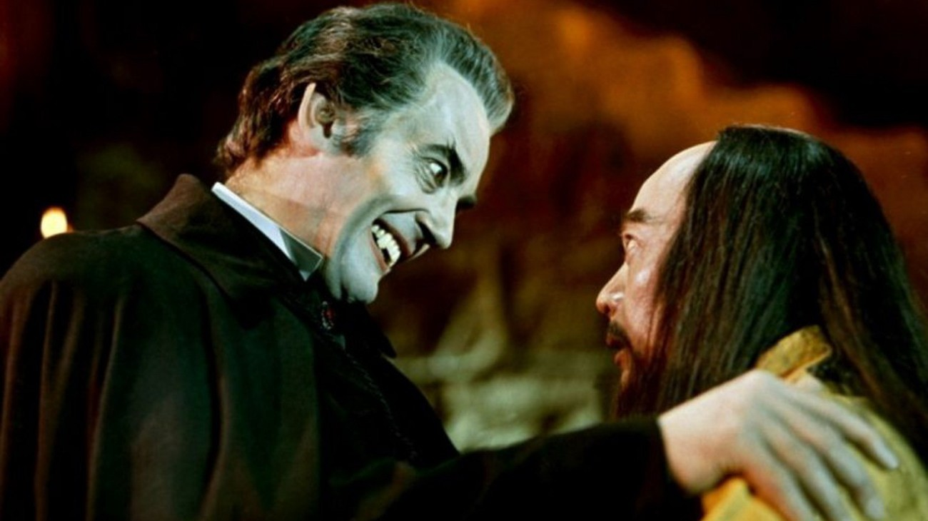 Classic Horror on Disc: Scream Factory's The Legend of the 7 Golden Vampires (1974)