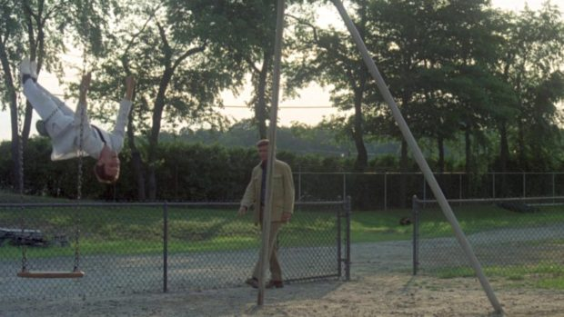 Man on a Swing (1974)