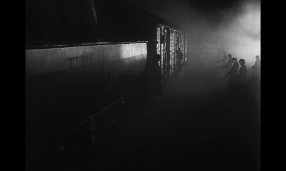 The Stark Depiction of Human Tragedy: Night and Fog (1956)