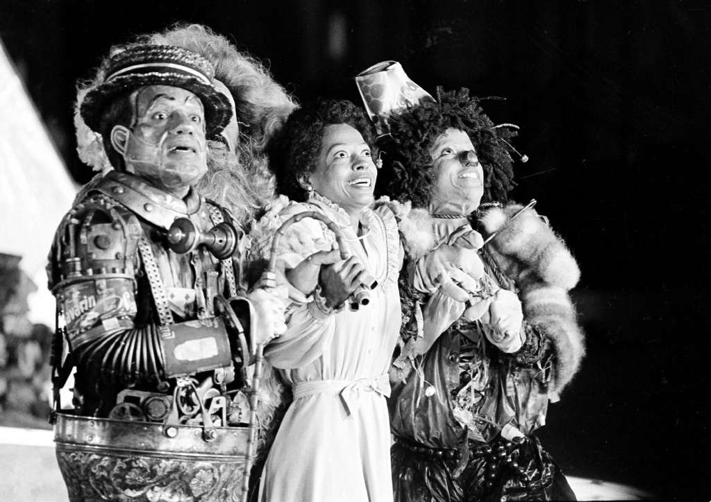 """You Can't Win and You Can't Break Even: The Afro-American Experience Meets Est in """"The Wiz"""" (1978)"""