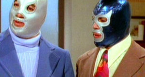 El Santa and Blue Demon