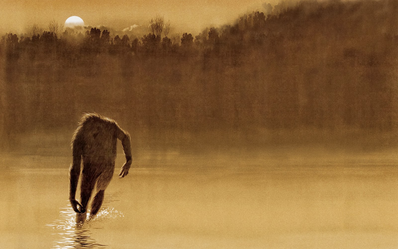 Exclusive Unseen Footage: The Legend of Boggy Creek (1972).