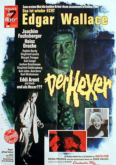 Smooth Kriminal: Der Hexer aka The Mysterious Magician [1964]