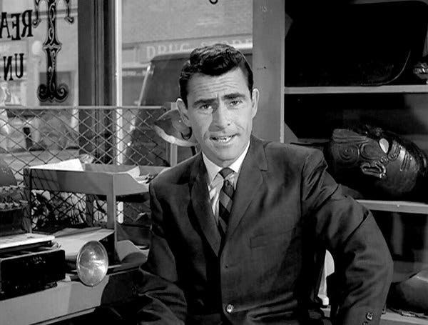 Our Father, Rod Serling: Finding Family in The Twilight Zone