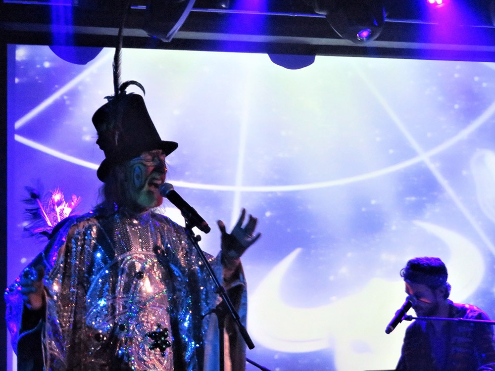 The Crazy World of Arthur Brown: Live in New York City