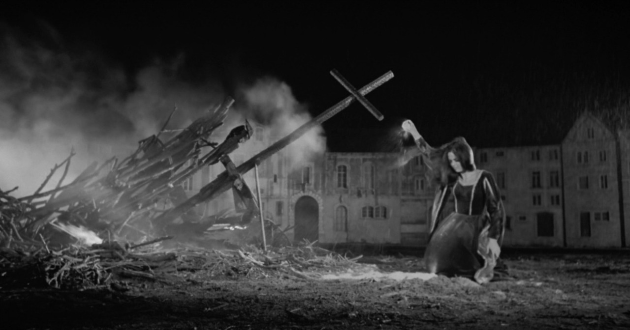 An Englishman's Guide to Italian Gothic: The Long Hair of Death (1964)
