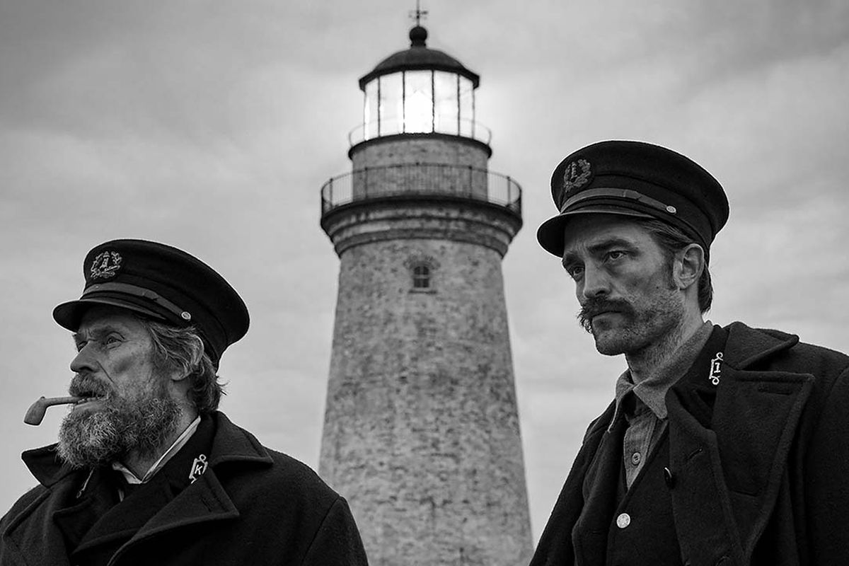 Grand Guignol, Early Cinema and Robert Eggers' The Lighthouse