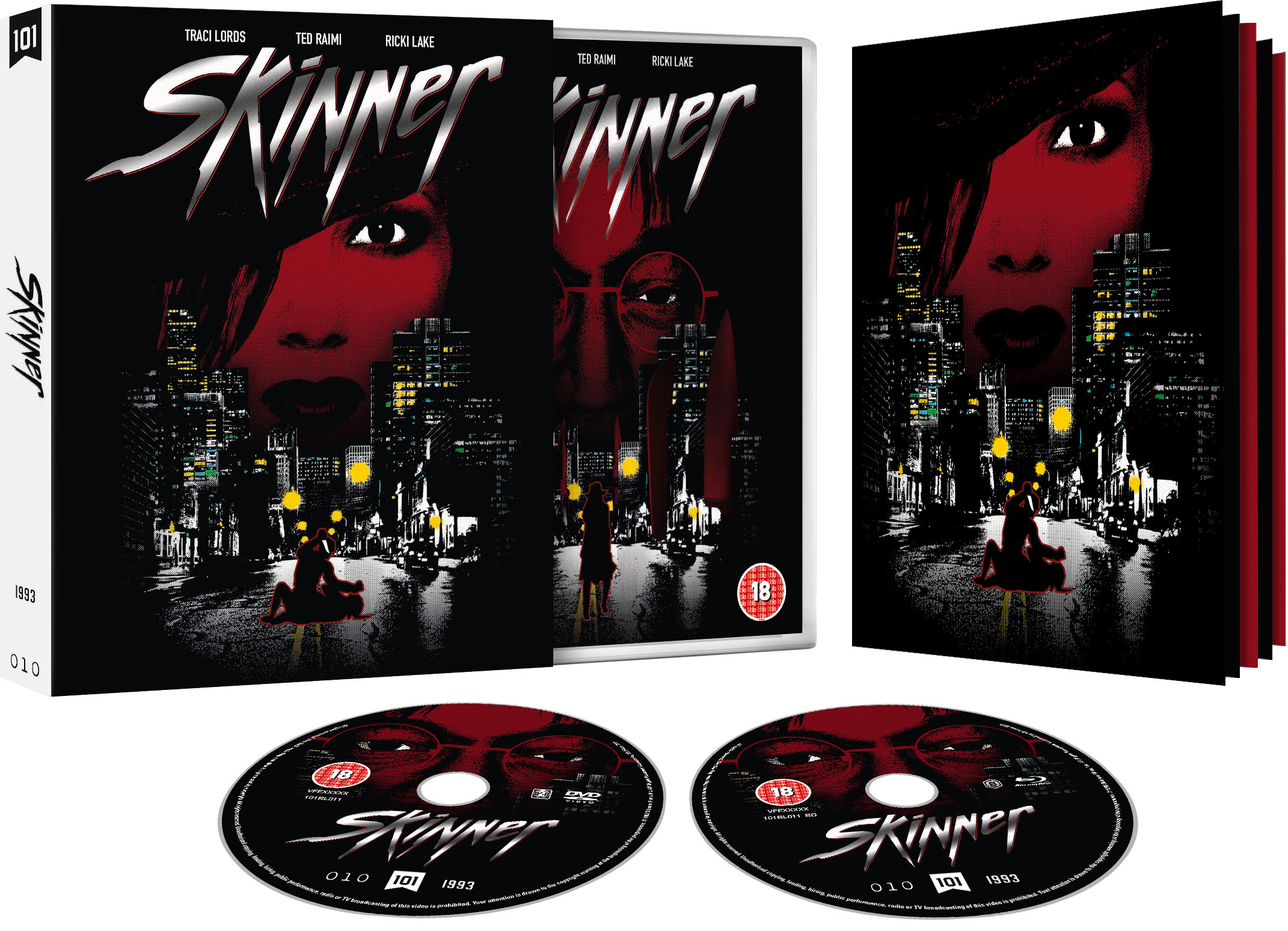 """This is not a Triumph of Cinema"" – Ivan Nagy's Skinner (UK Blu-ray Review)"