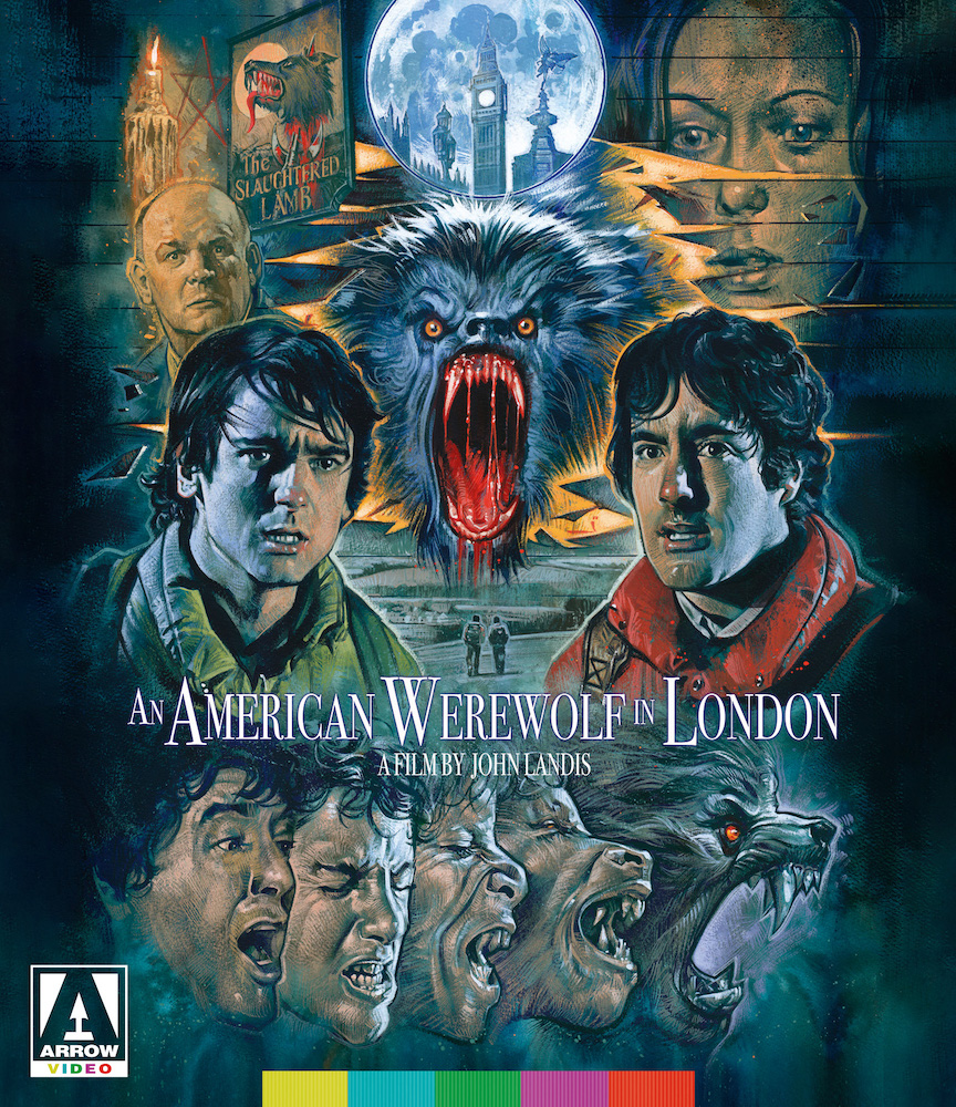 Classic Horror on Disc: Arrow's An American Werewolf in London (1981)