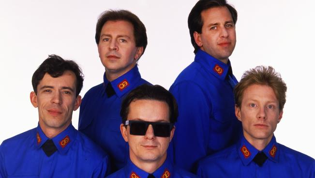 The Men With X-Ray Eyes: Somewhere with DEVO