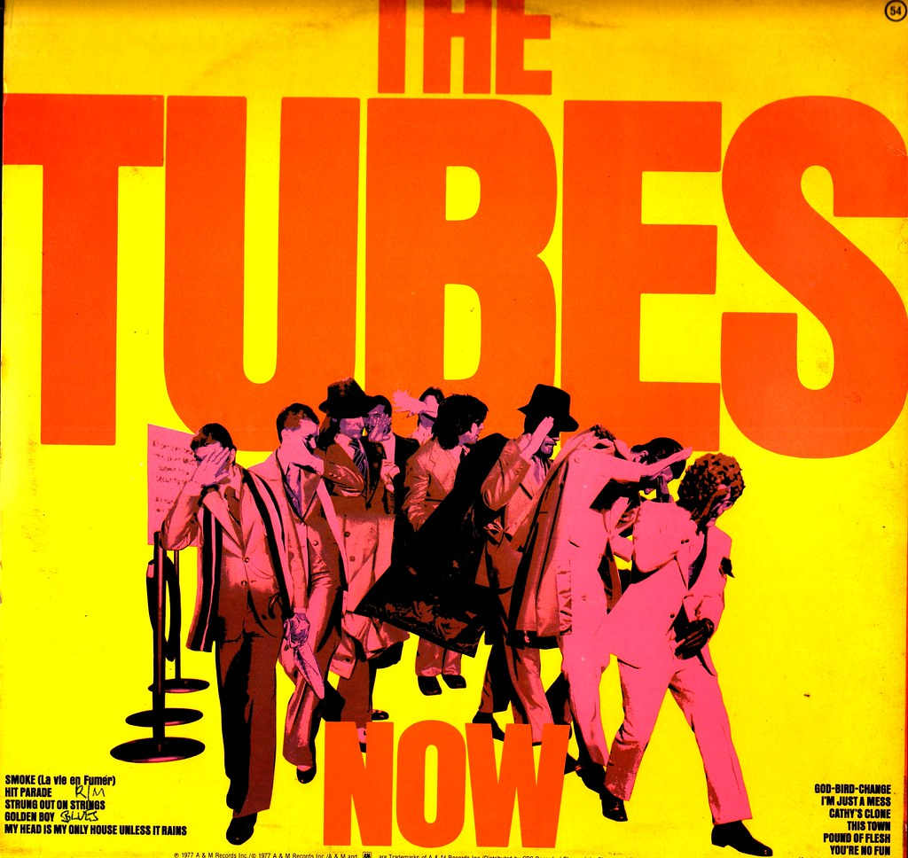 Darted In Your Armchair Episode 3: The Tubes Star in Ma Vie en Fumer