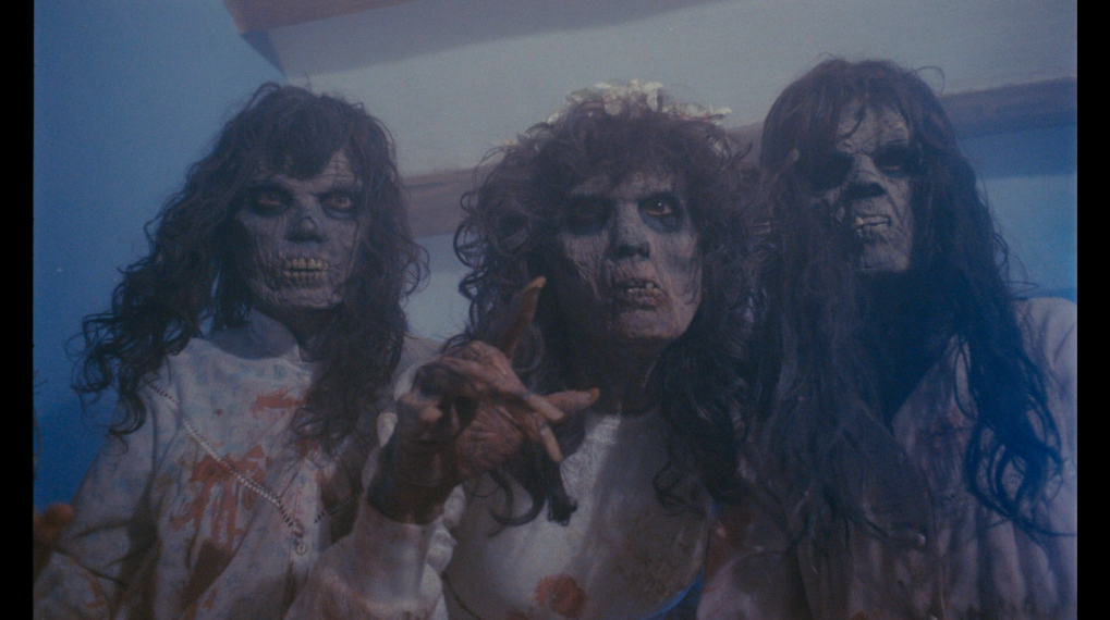 """They're dead!"" – Severin's new Blu-ray of Revenge of the Living Dead Girls gets dissected"