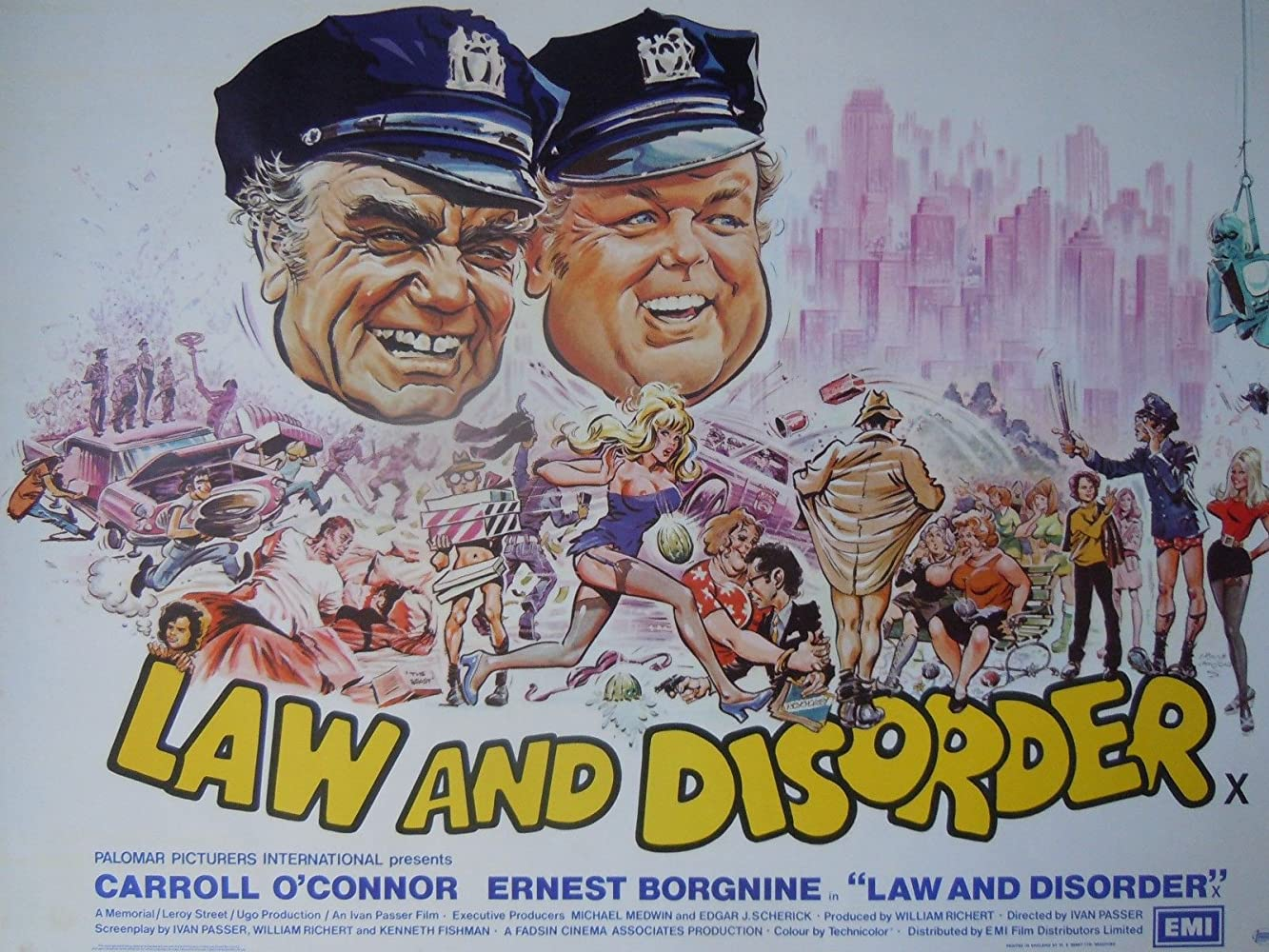 """""""You're buying a lot of trouble here!"""" – A look at Ivan Passer's criminally neglected Law and Disorder  (1974)"""