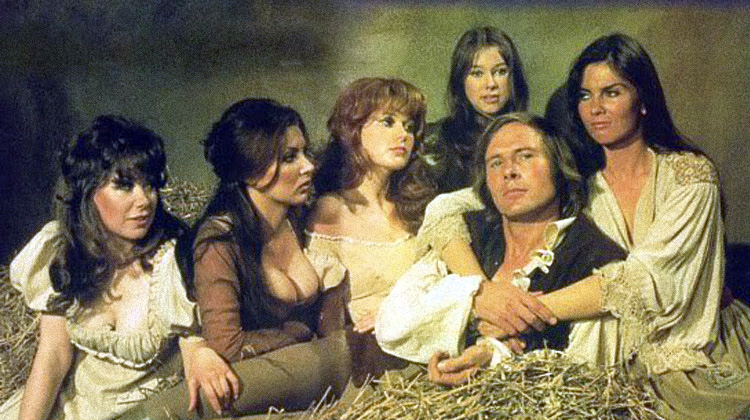 Classic Horror on Disc: Scream Factory's Captain Kronos: Vampire Hunter (1974)