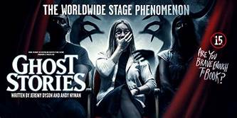 Ghost Stories on Tour (Theatre Review)