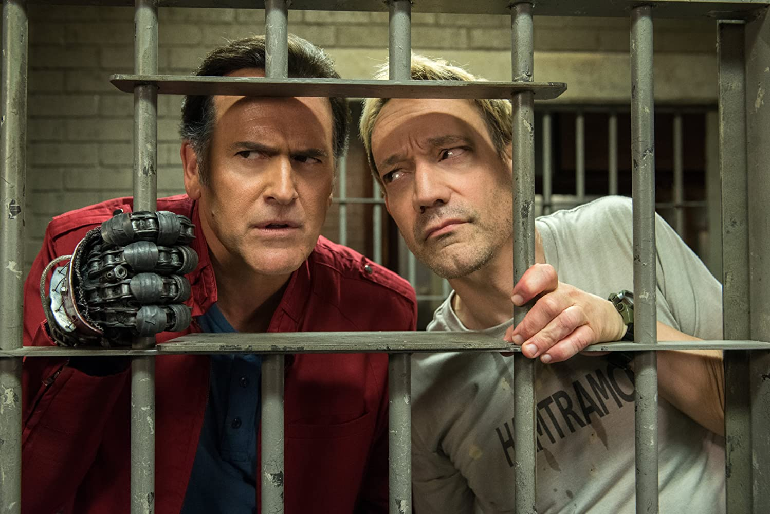 """Bruce Campbell and Ted Raimi: The Hope and Crosby of """"Splatstick"""" Horror"""