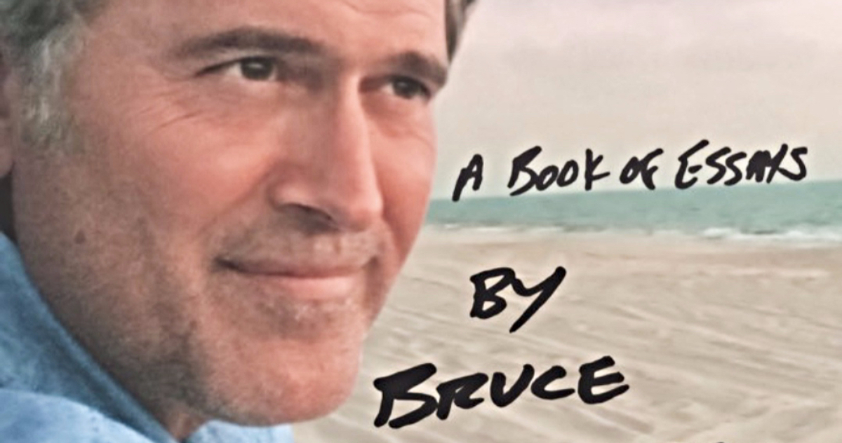 Bruce Campbell: The Cool Side of My Pillow: A Review