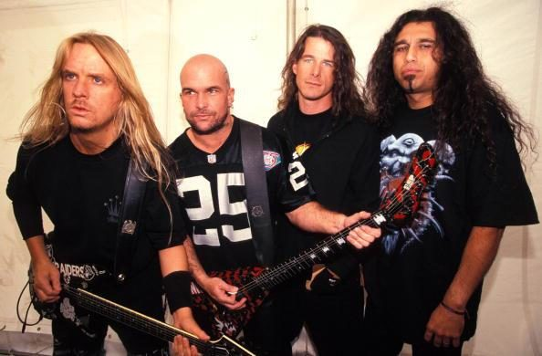 Divine Intervention: Slayer attacks the 90s