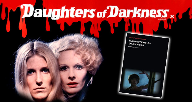 Now Available: Daughters of Darkness Book (Get 30% off!)