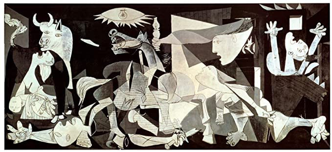 Picasso, Goya, and The Imagery of Suffering.