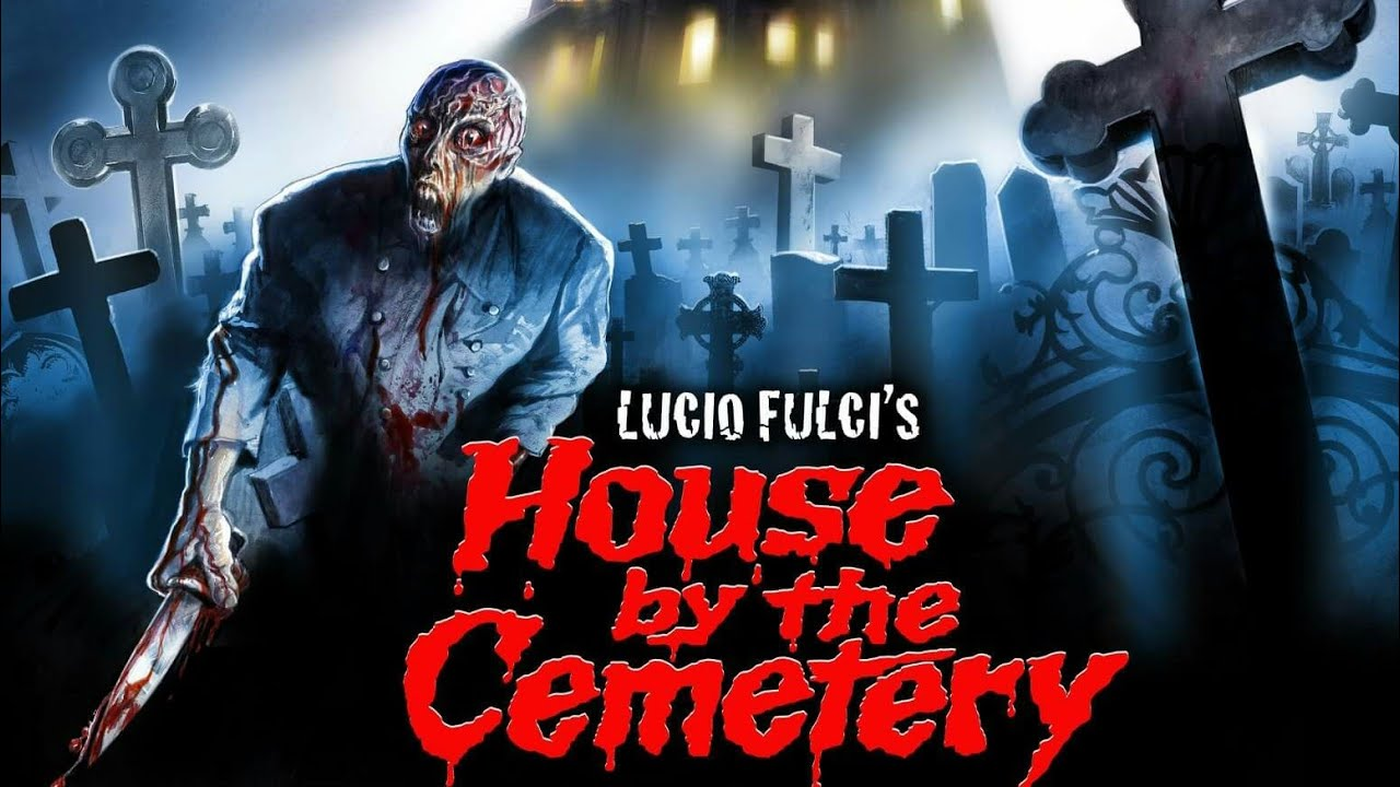 House by the Cemetery (1981): Blue Underground's 4K Release