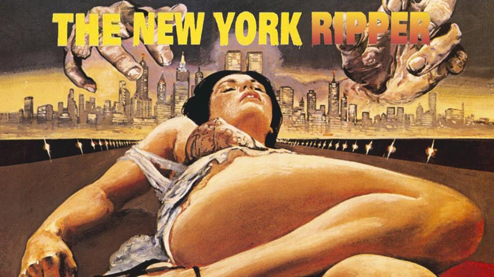 The New York Ripper (1982): Blue Underground's 4K Release