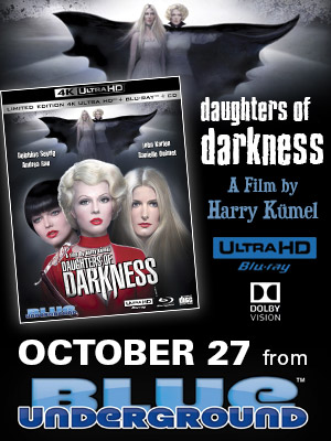 Daughters of Darkness from Blue Underground