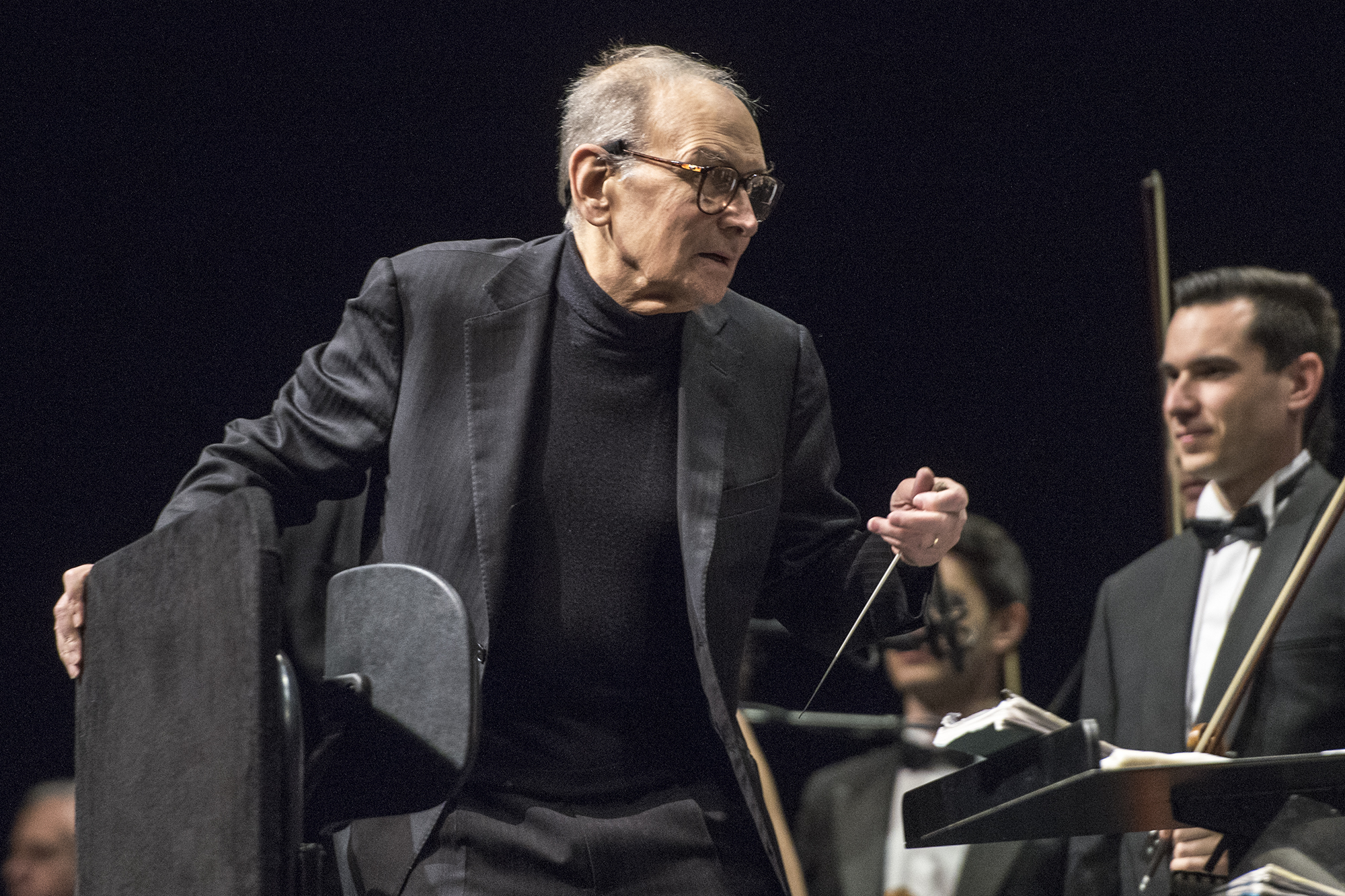 A Look Back at the Colorful Life of Ennio Morricone: Maestro of the Cinema Score