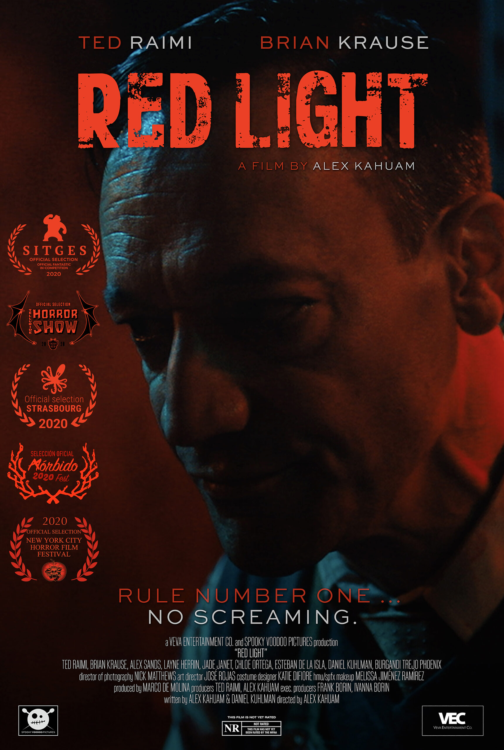 Alex Kahuam Talks About His Unforgettable Short Film Red Light