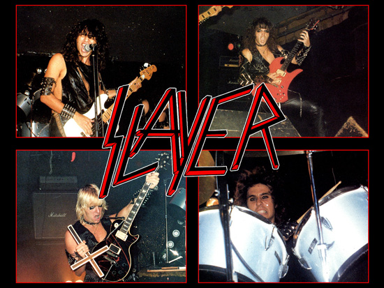 Slayer: The Metal Blade Years (1983-1985)