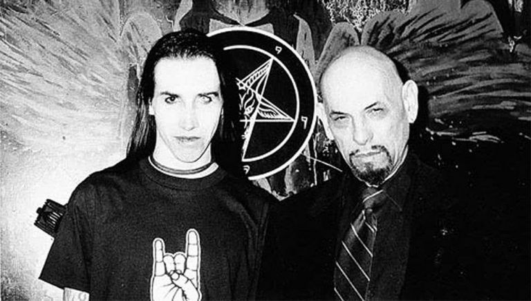 LaVey, The Church of Satan and Marilyn Manson's Antichrist Superstar.