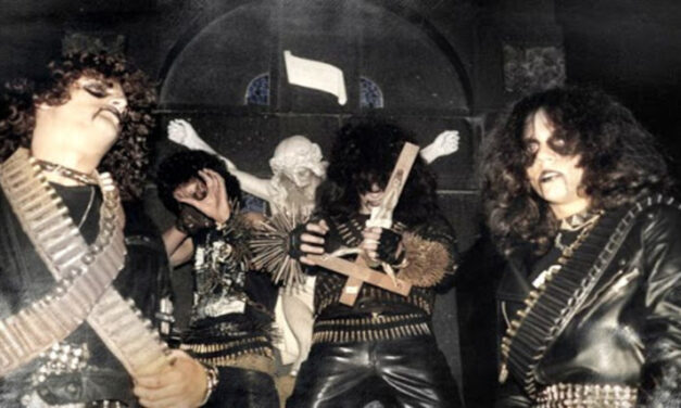 Brazillian Metal and the use of Subversion and Satanic Imagery in Defiance of Oppression