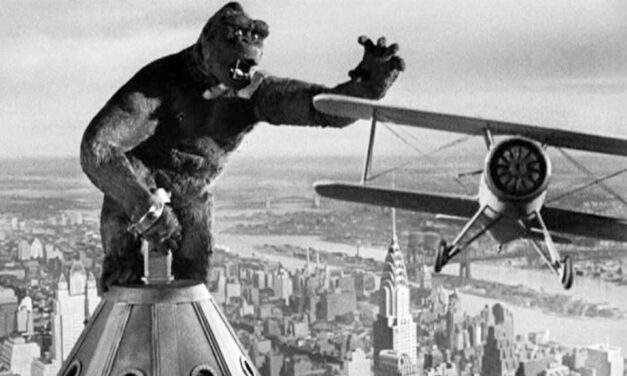 Shock the Monkey: Hollywood, Horror and the Ape