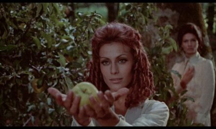 """""""YOUTH, BEAUTY… FOREVER!"""" A LOOK AT MONDO MACabro's blu-ray of queens of evil"""