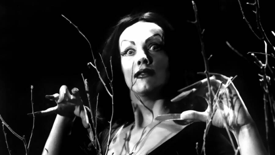Glamour Ghoul: Maila Nurmi and the Legacy of Vampira