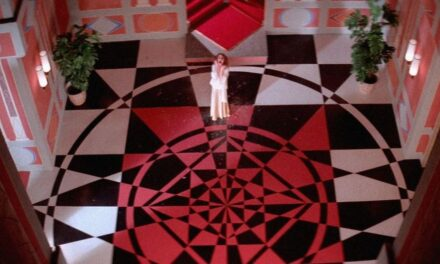 Suspiria (1977): A Nightmare Etched in Stained Glass