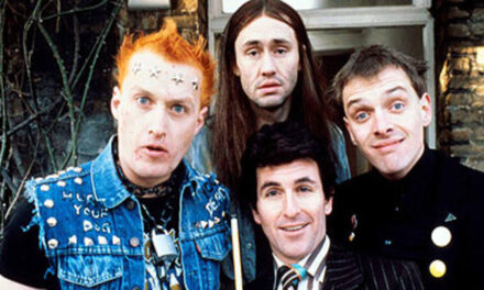 Once in Every Lifetime Comes a Show Like This: The Young Ones