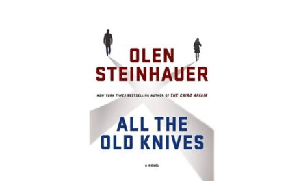 Passport to Espionage: All the Old Knives