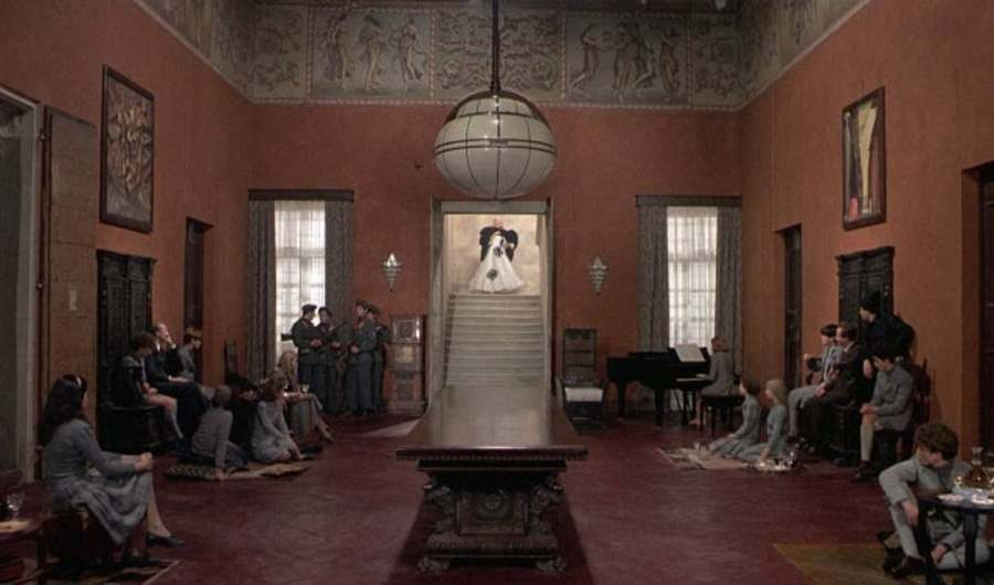 We're Still In Danger: An Examination of Consumerism and Fascism in Pier Paolo Pasolini's Salò o le 120 giornate di Sodoma  (Salò, or the 120 Days of Sodom, 1975)