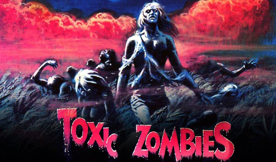Toxic Zombies poster